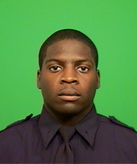 Police Officer Omar Edwards